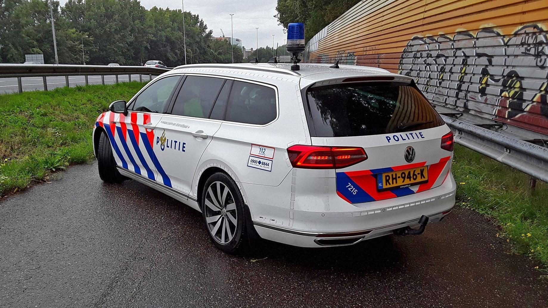 Volkswagen Passat Politie
