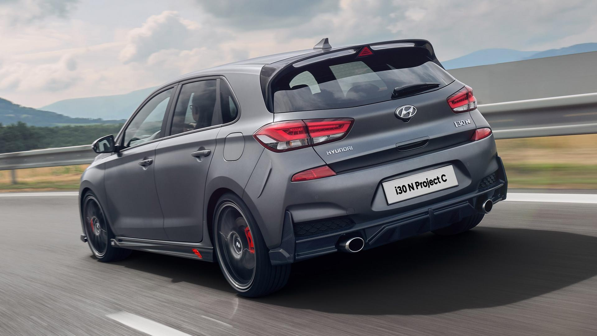 Hyundai i30 N Project C