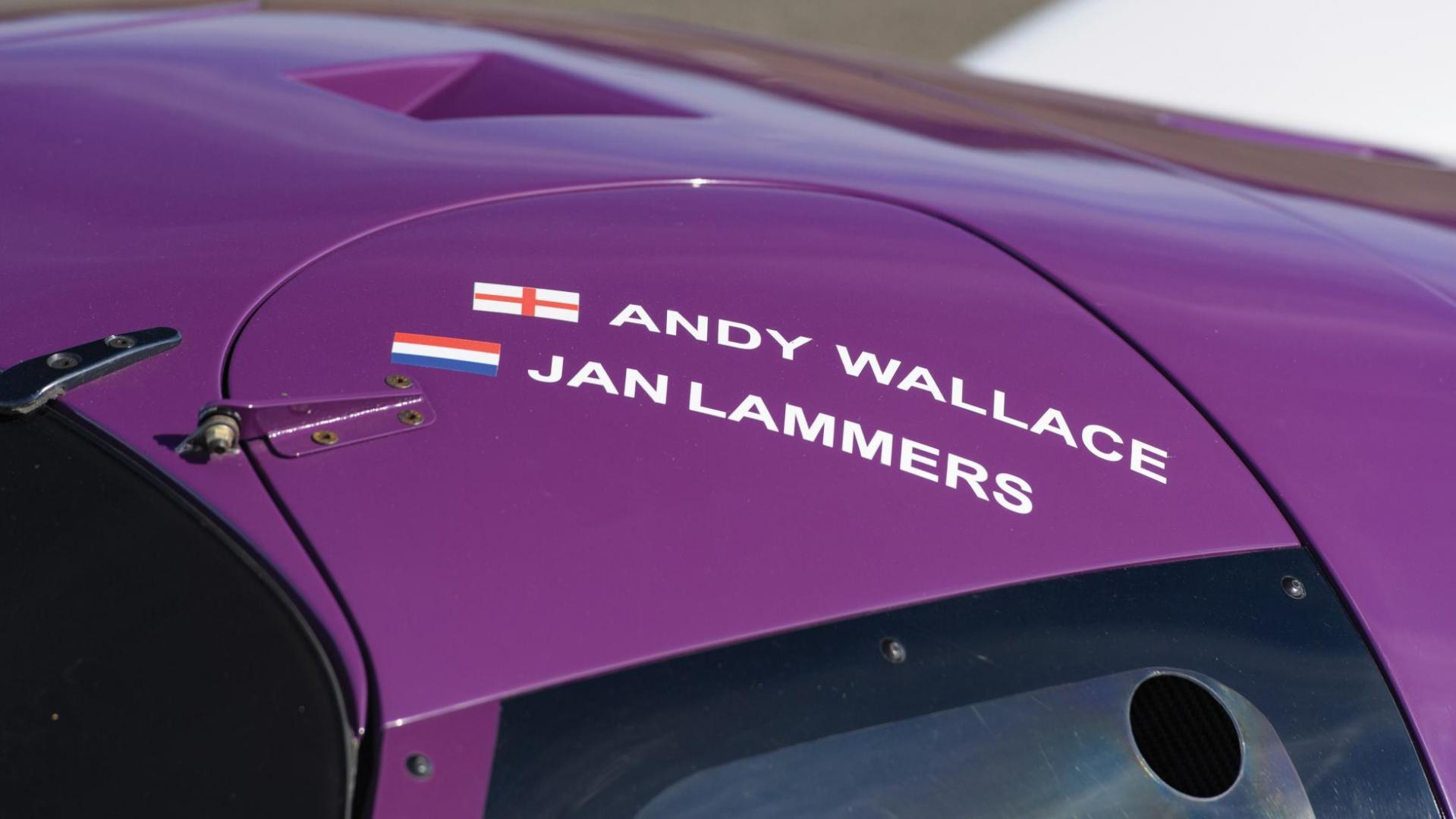Jaguar XJR-11 Lammers Wallace