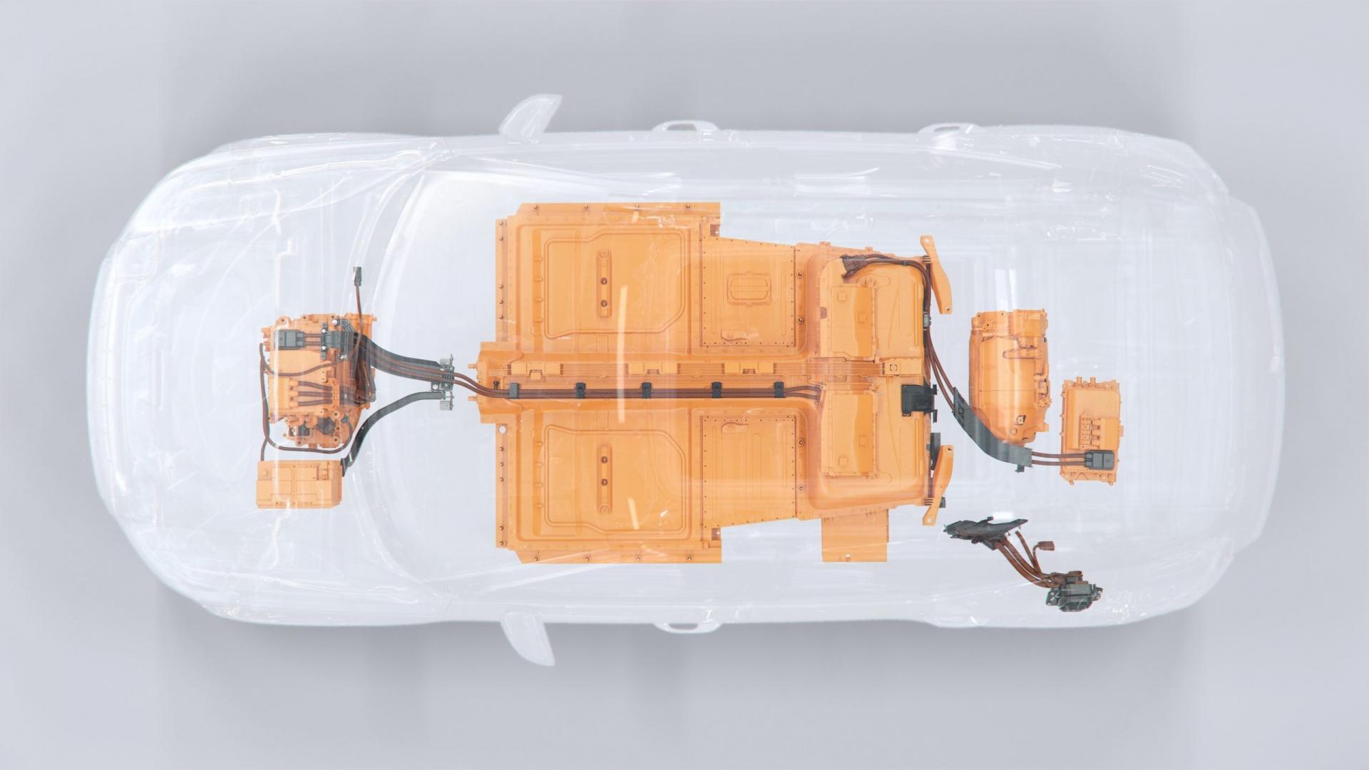 Elektrische Volvo XC40
