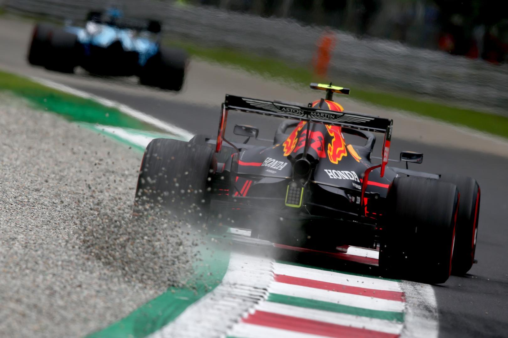 3e vrije training v3e vrije training van de GP van Italië 2019an de GP van Italië 2019