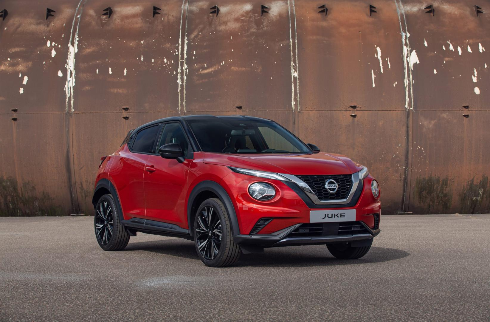 Nissan Juke 2019