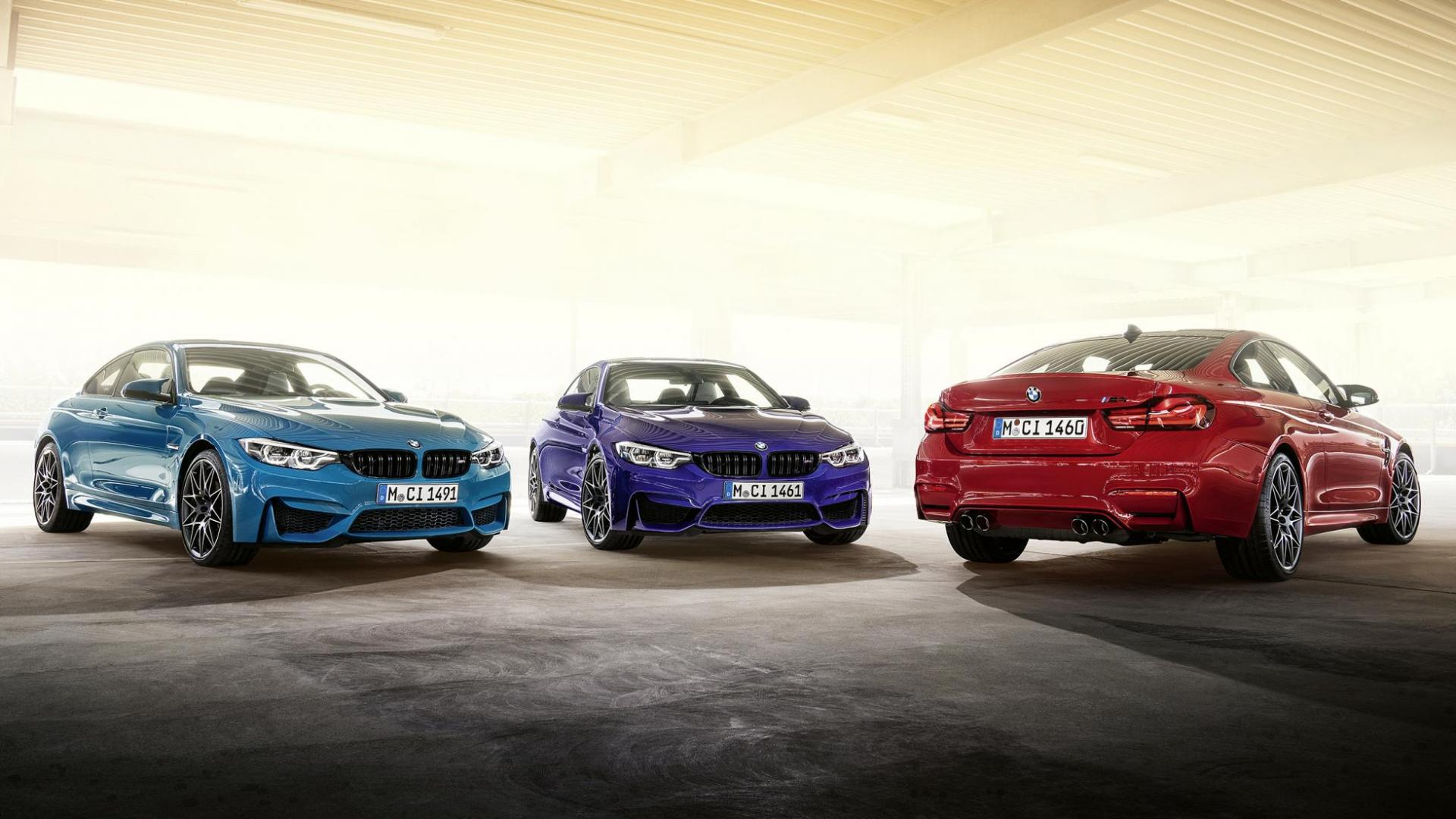BMW M4 Heritage