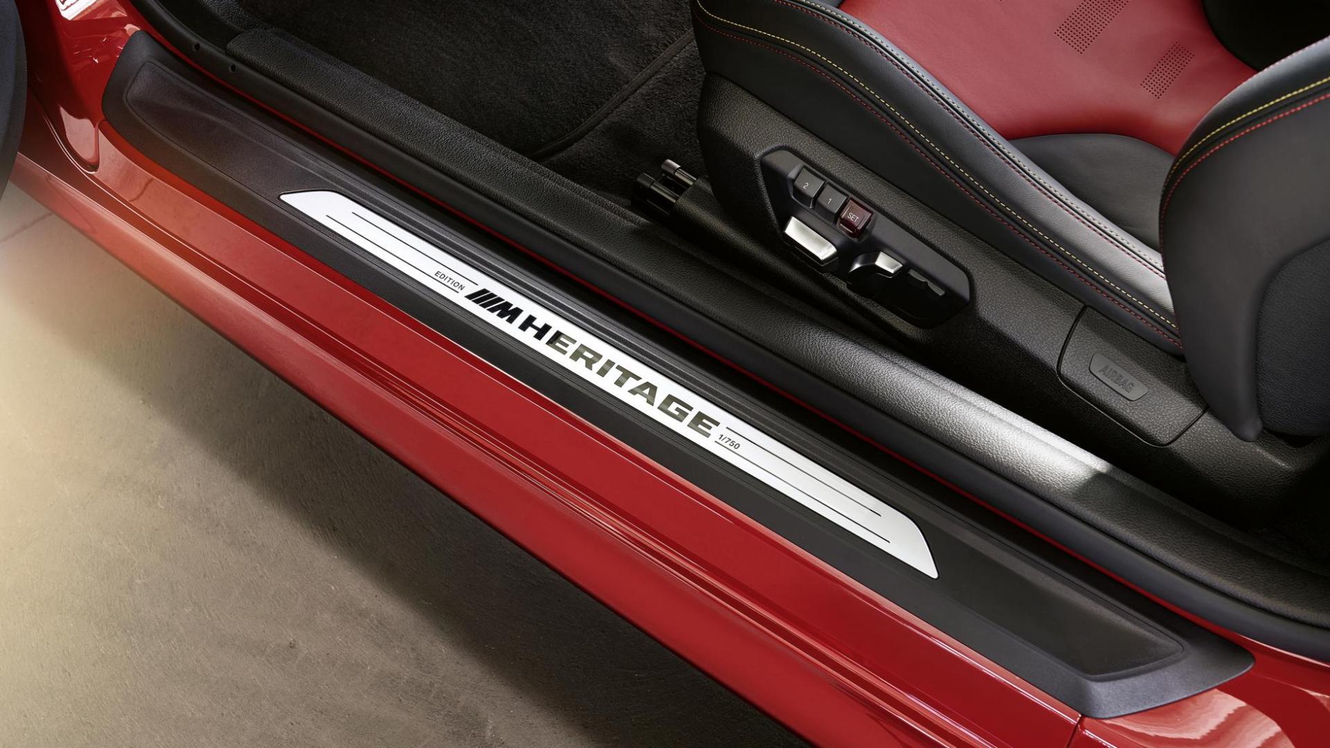 BMW M4 Heritage deurpaneel