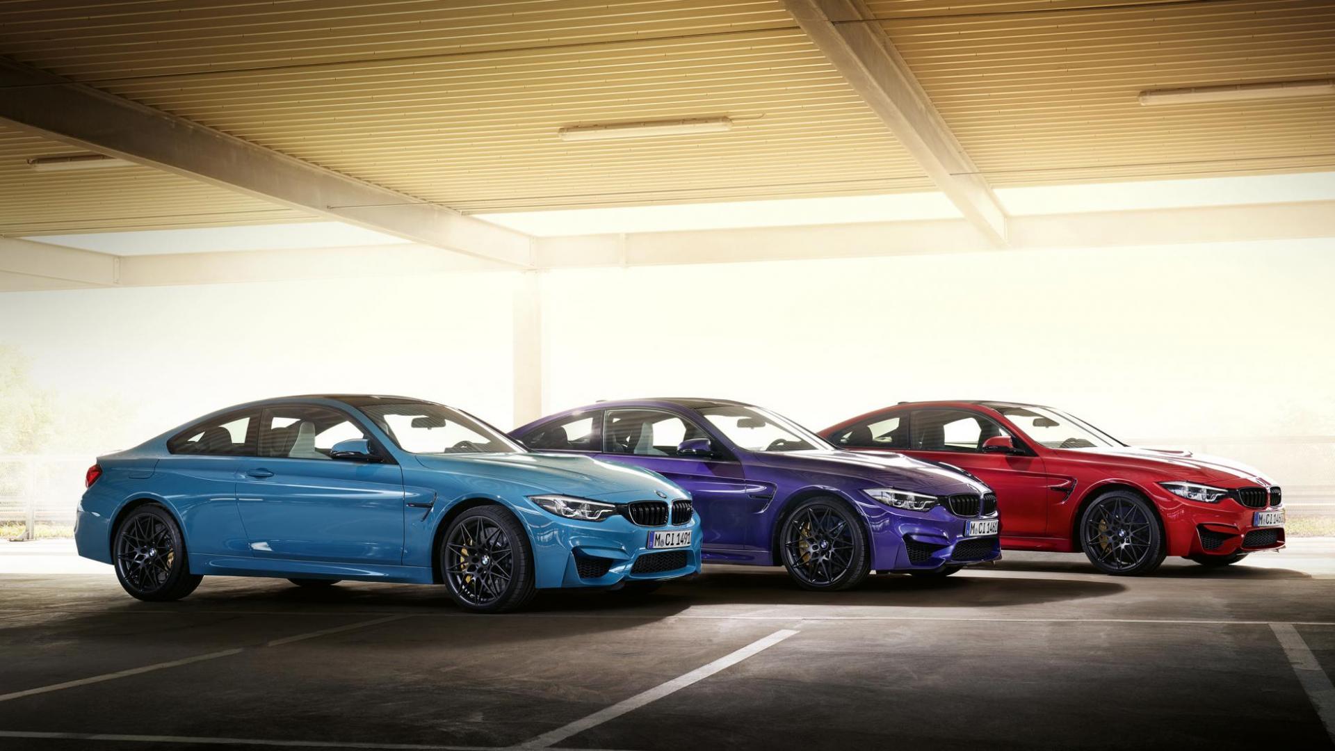 BMW M4 Heritage zij