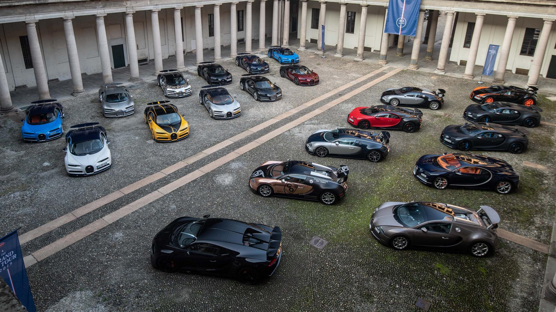 Bugatti 110de verjaardag