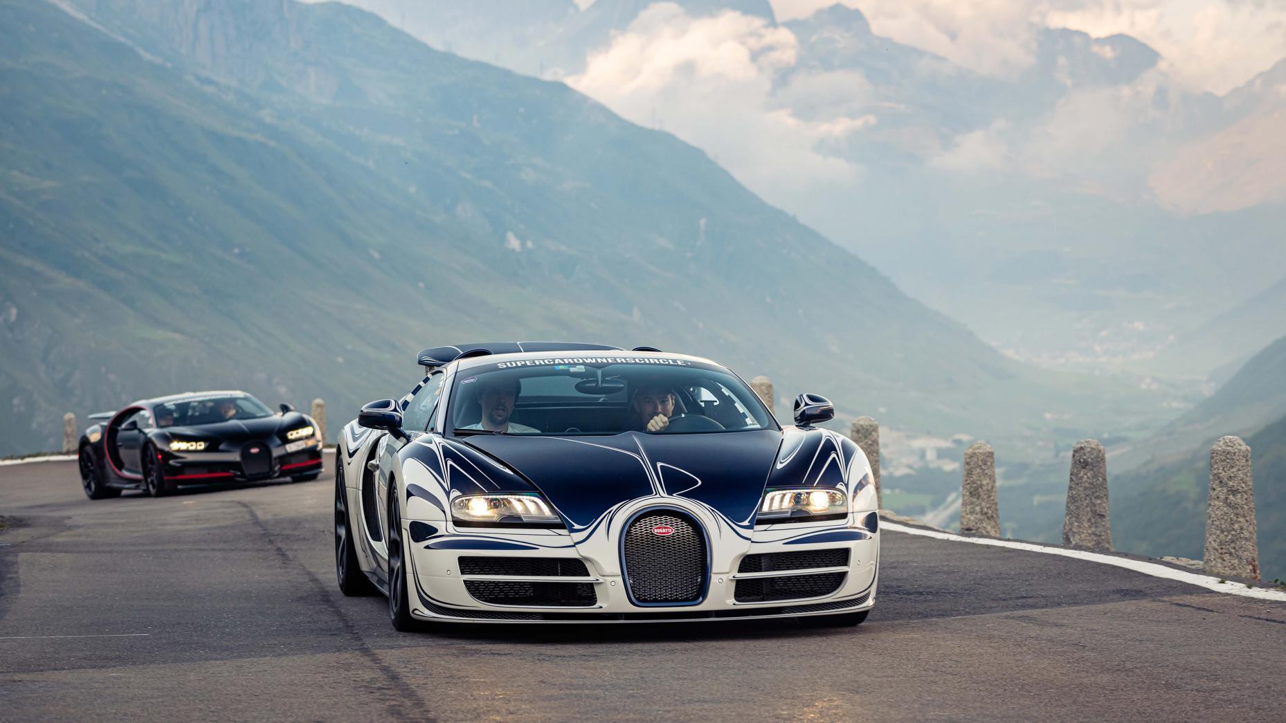 Bugatti Grand Sport L-or Blanc