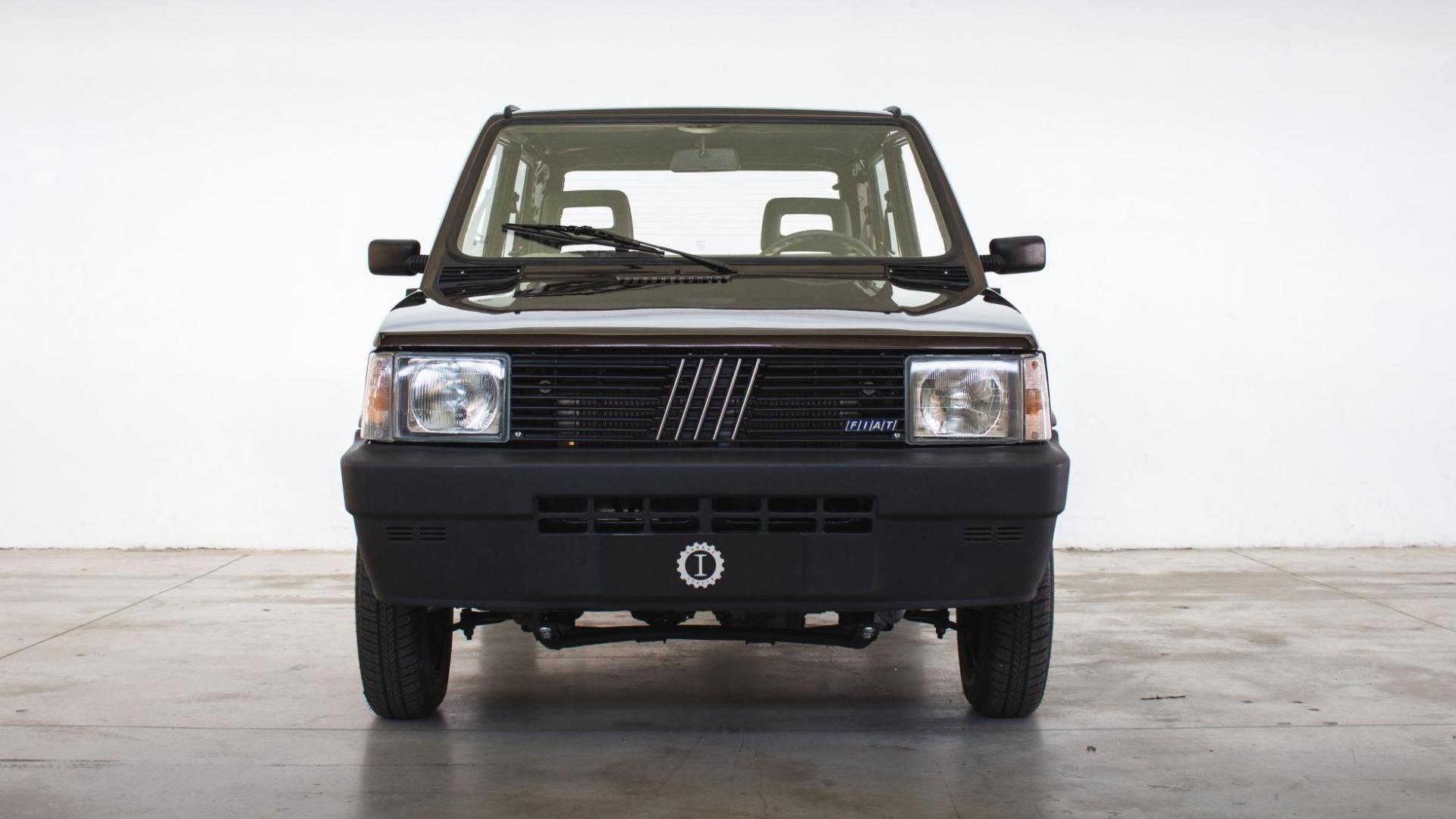 Fiat Panda Panderis