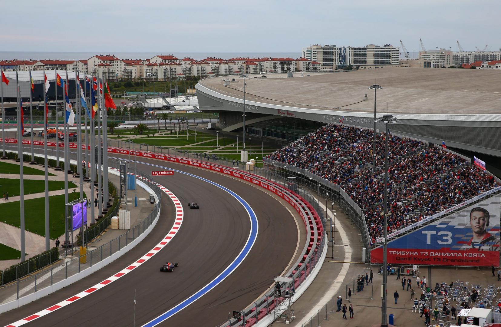 Grand Prix van Rusland T3