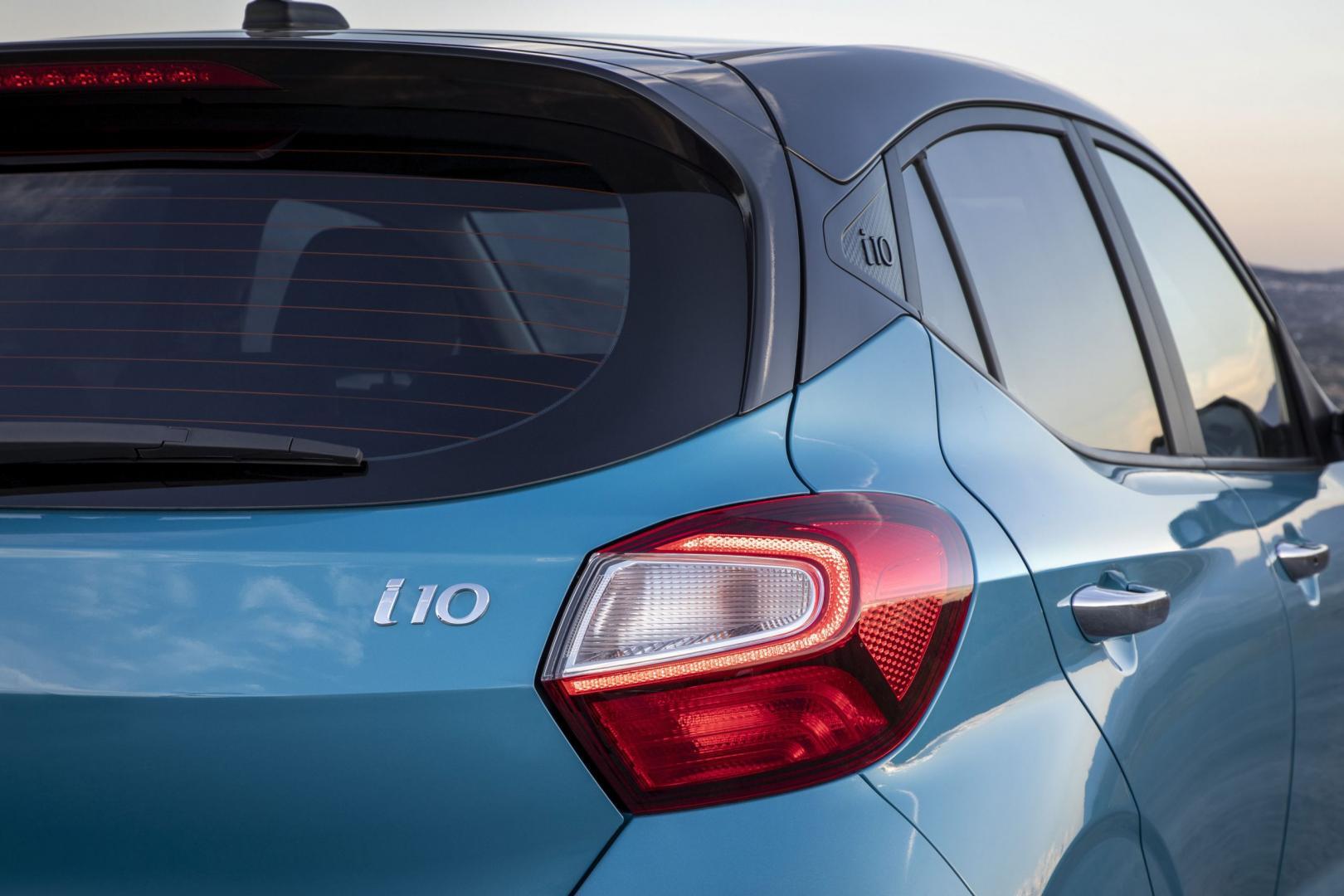 Hyundai i10 2019 achter 4