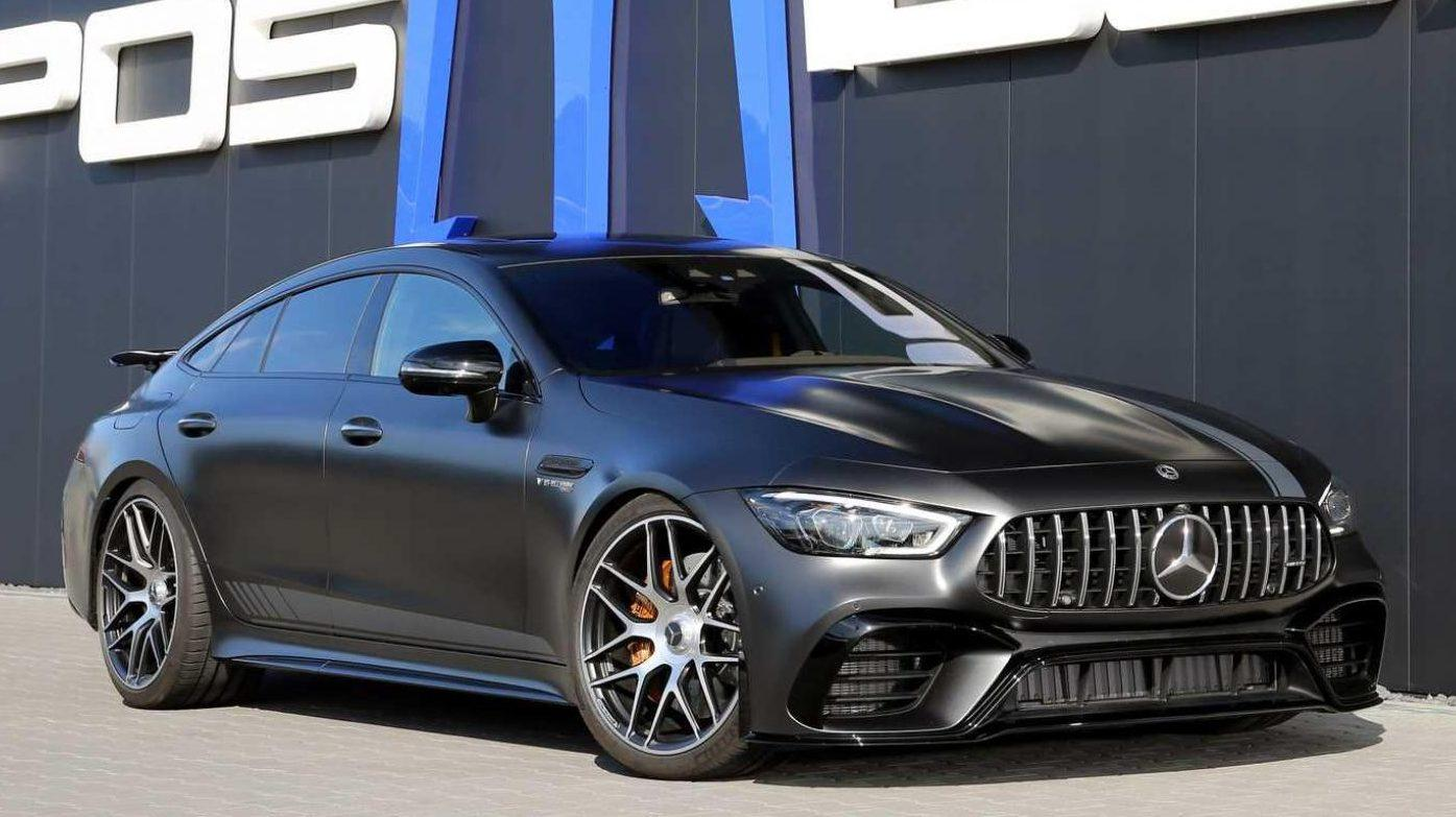 Mercedes AMG-GT Posaidon RS