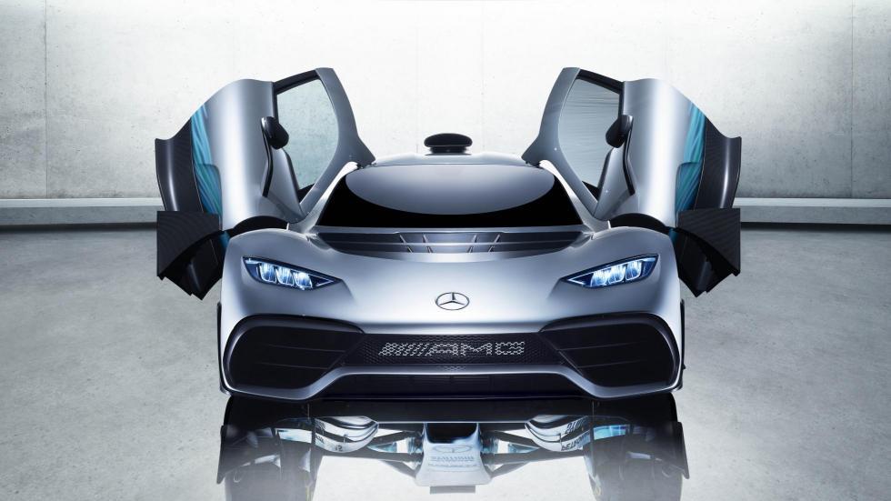 Mercedes AMG-one