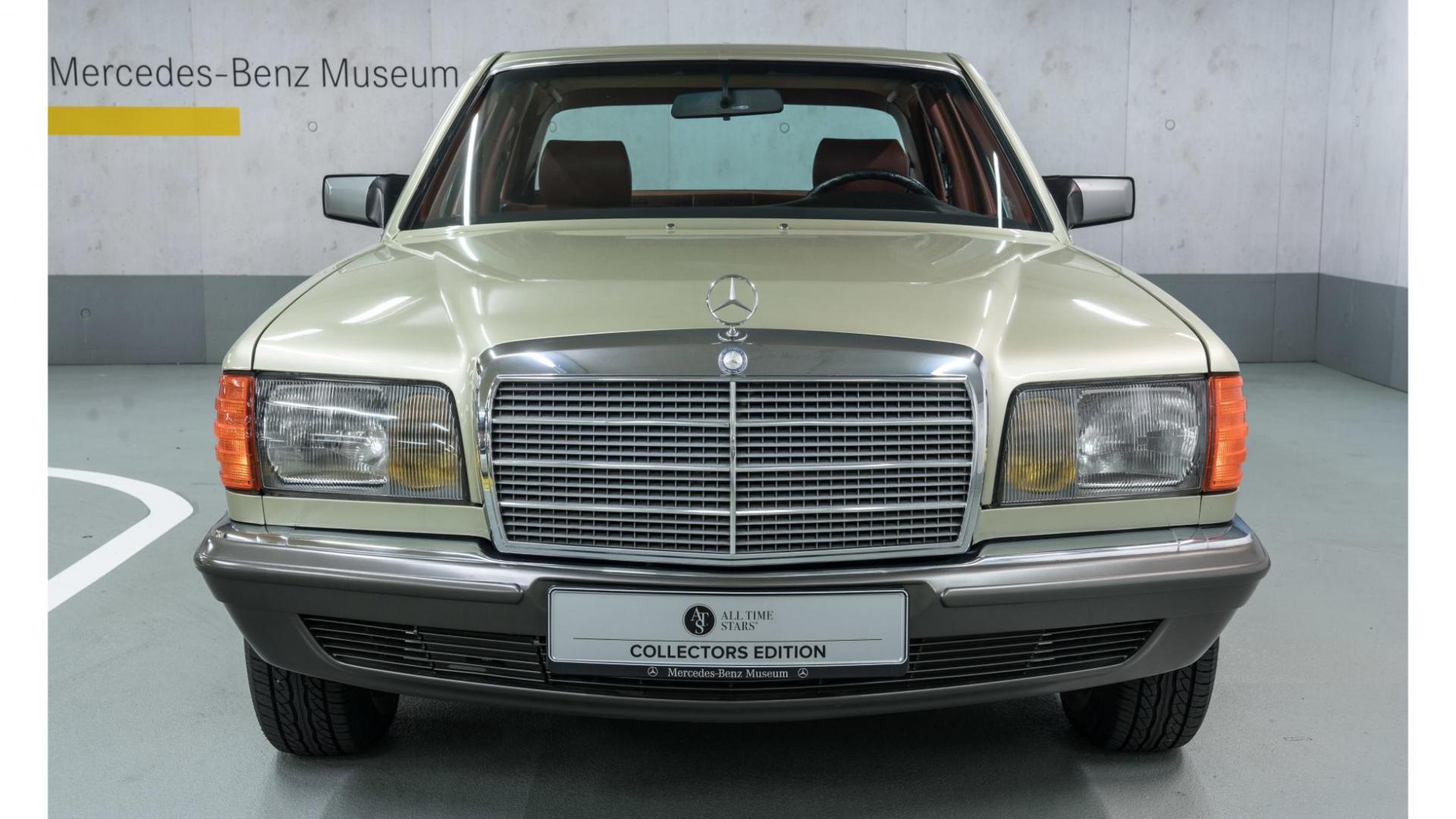 Mercedes W126 S-klasse