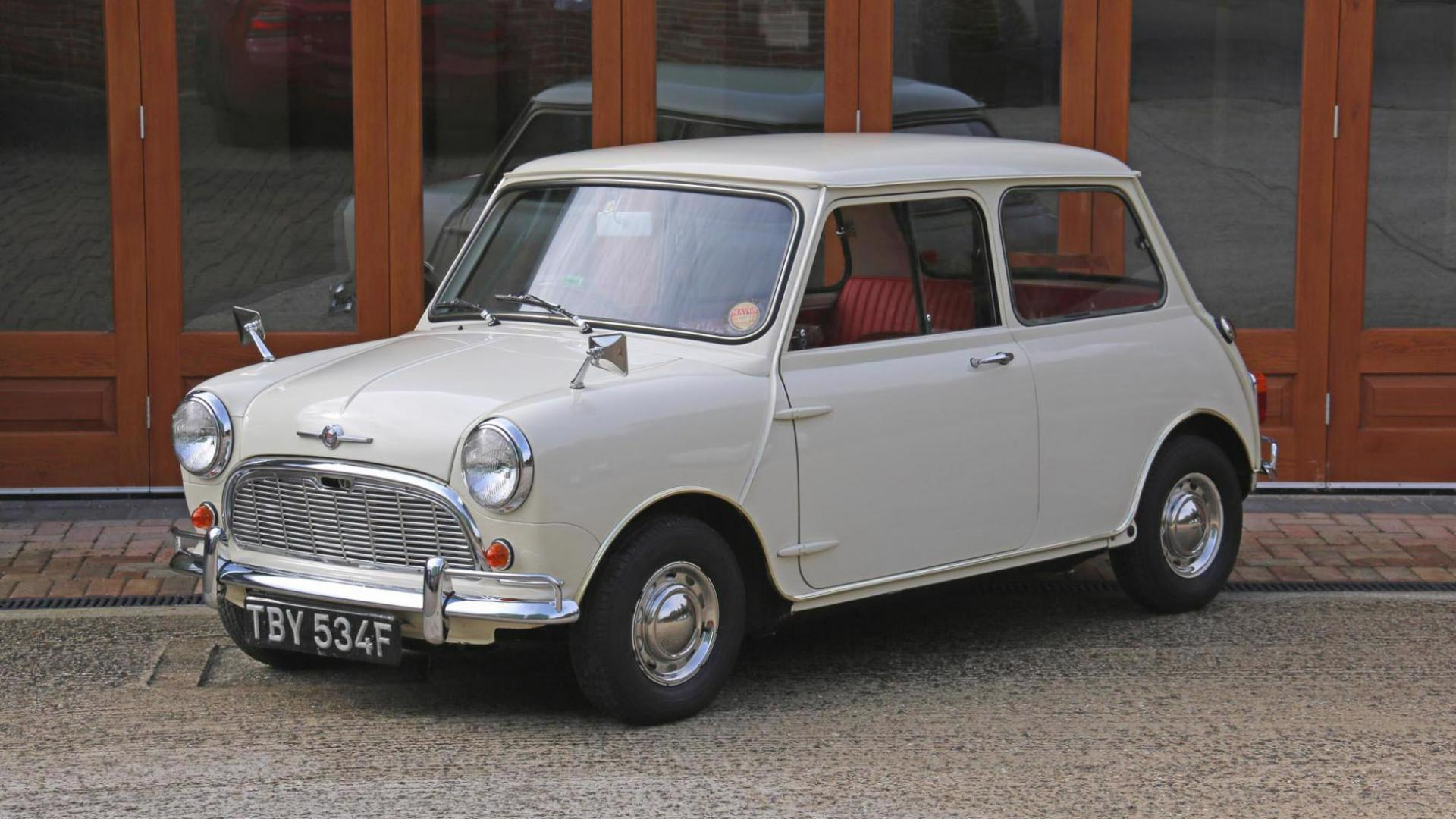 Originele Morris Mini
