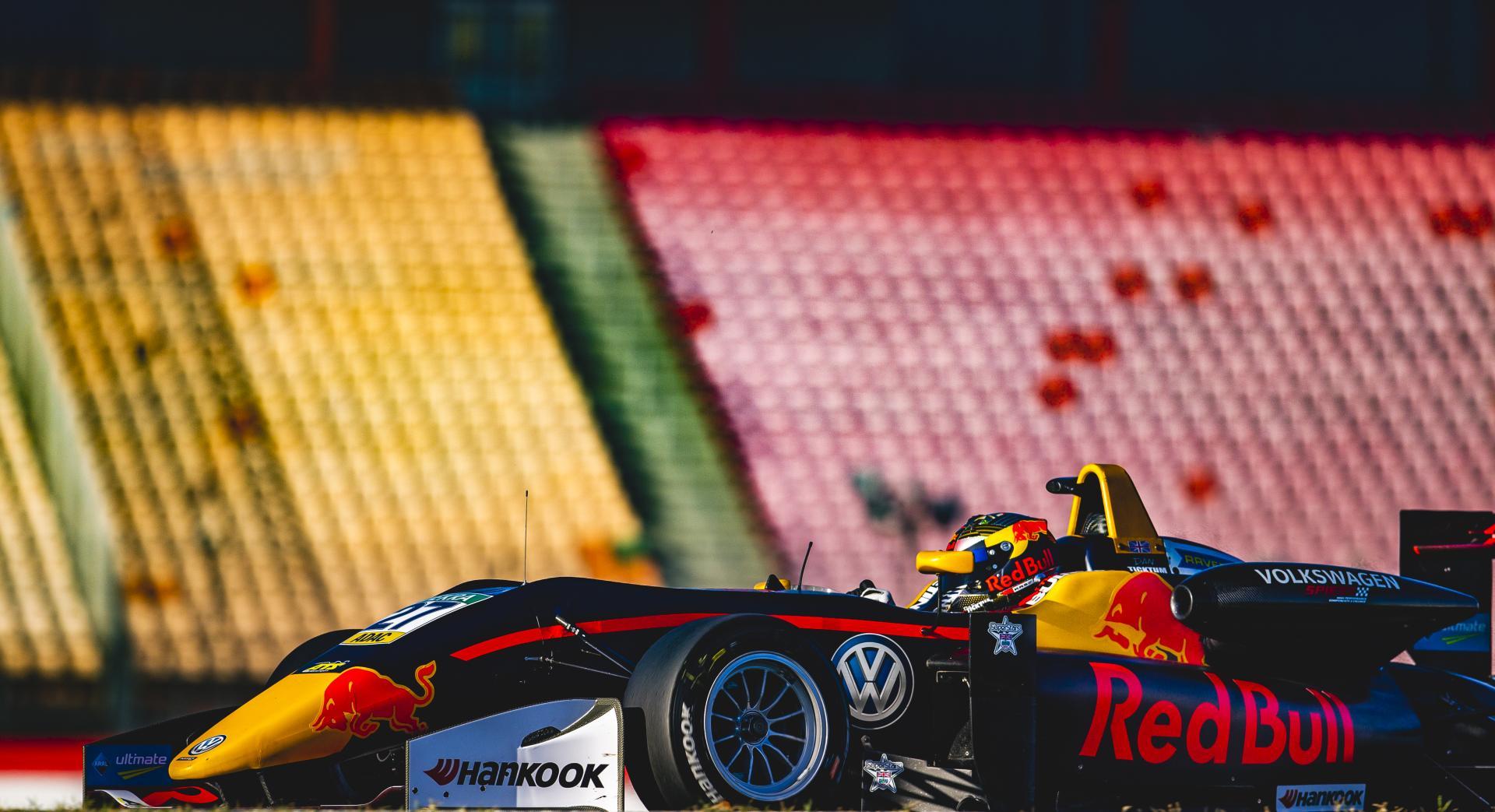 Formule 3 Dan Ticktum