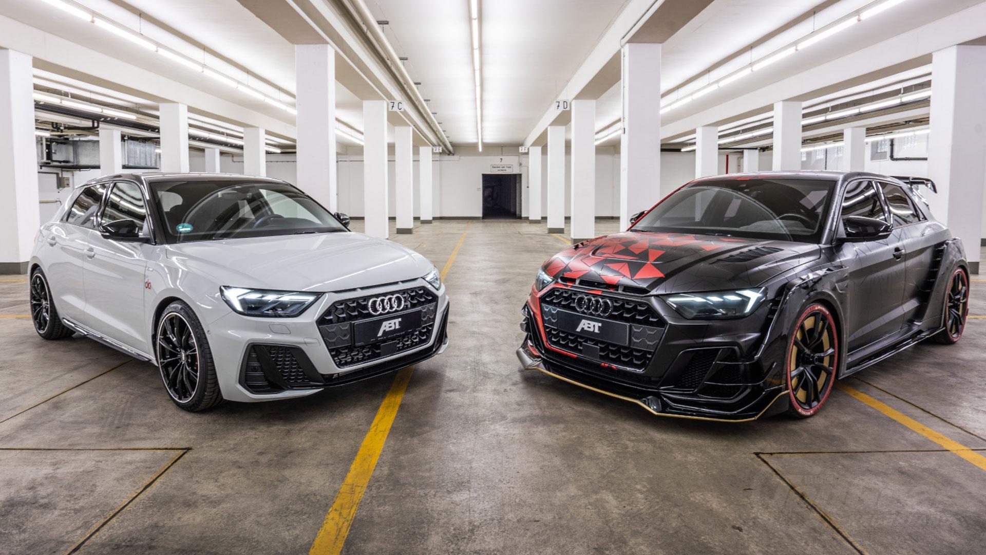 Abt Audi A1 1of1