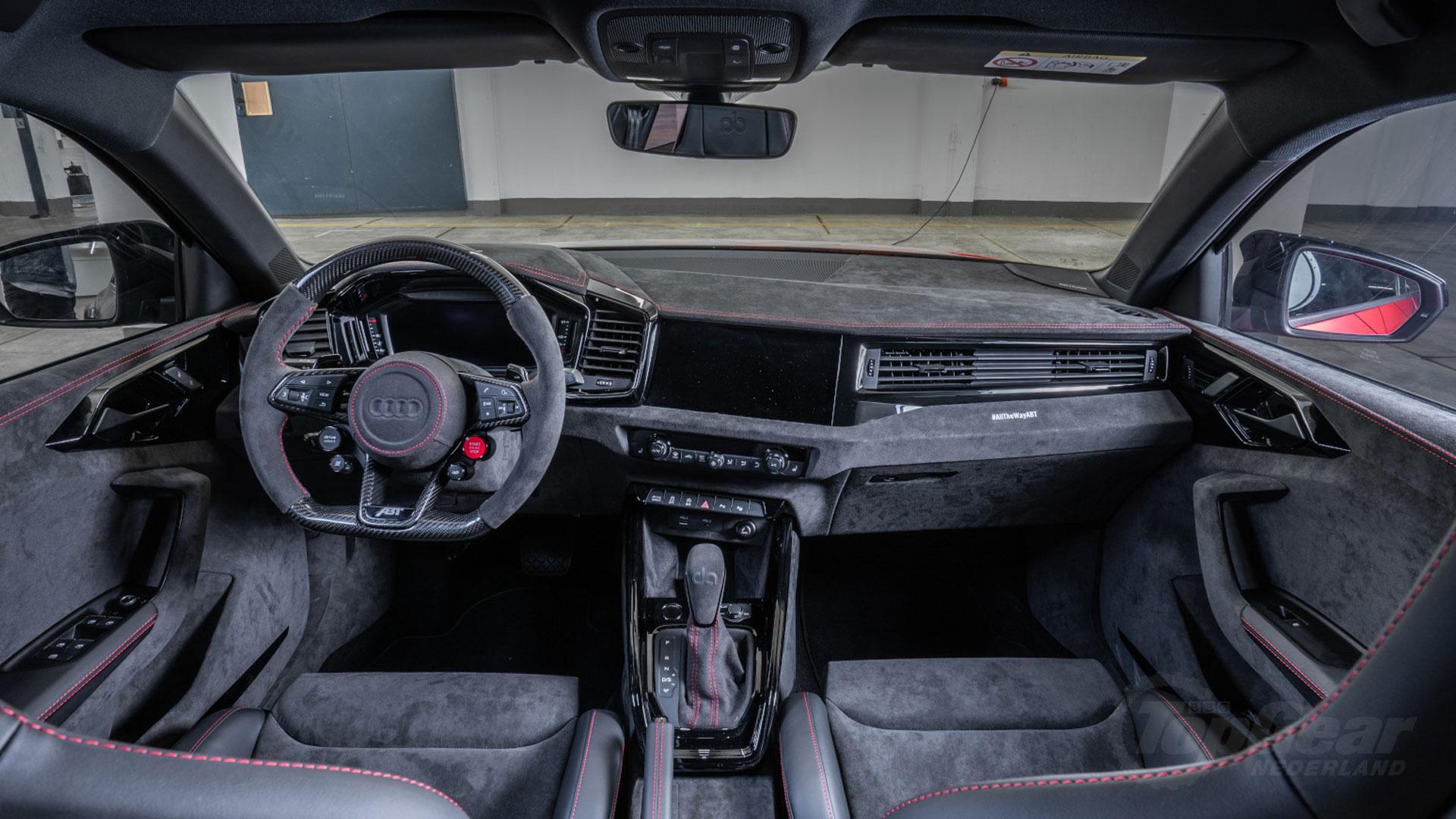 Abt Audi A1 1of1 interieur