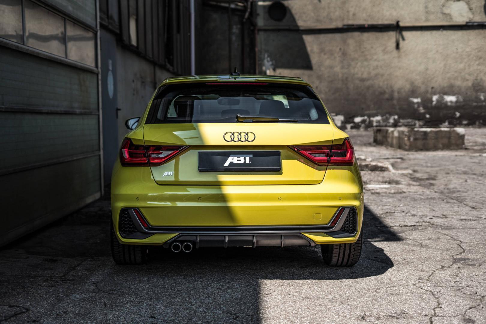 Abt Audi A1 240 pk