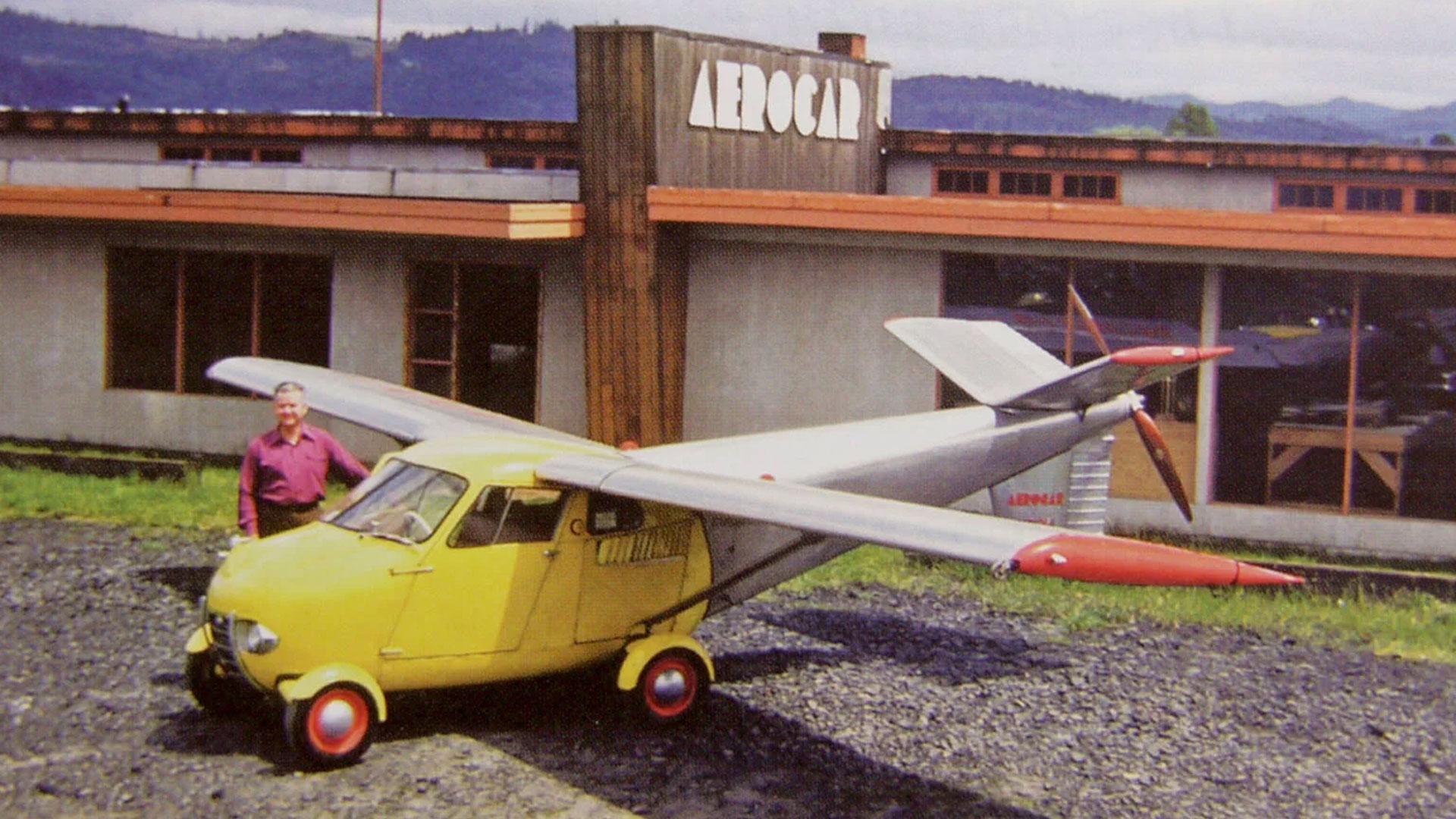 Aerocar One 1954