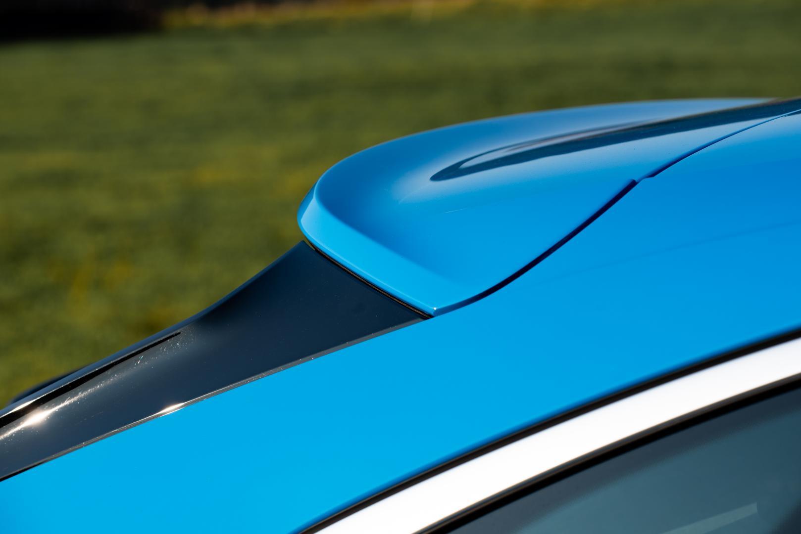 Audi Q3 Sportback 35 TFSI MHEV 2019 detail spoiler