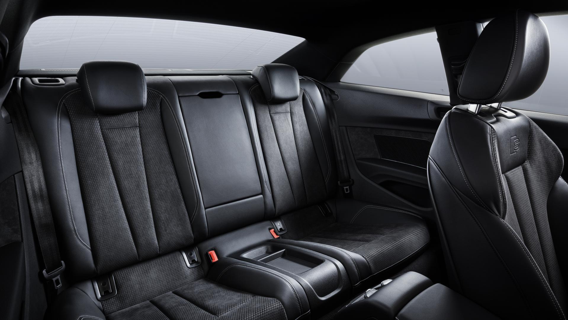Audi A5-facelift s-line
