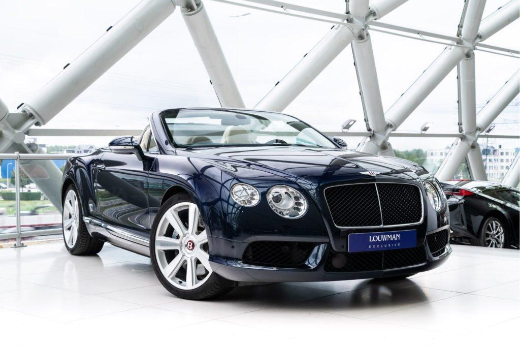 Bentley Continental Gtc Is De Cabrio Voor De Winter Topgear
