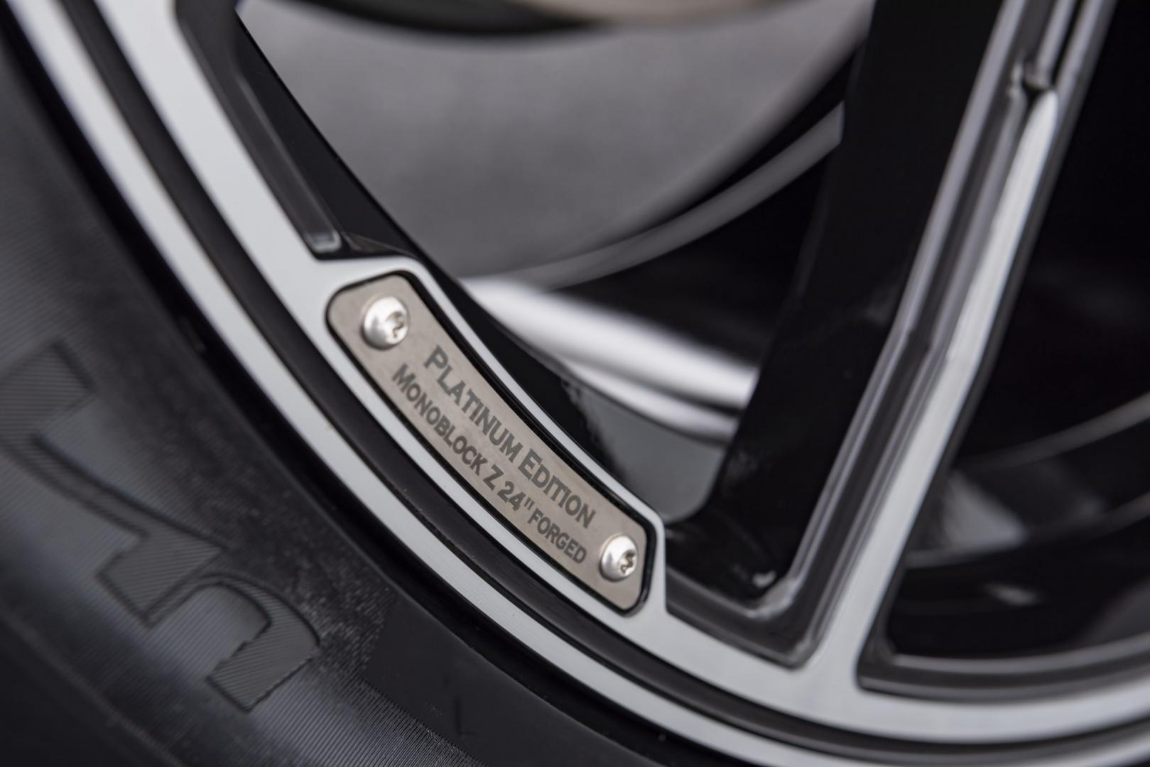 Brabus G V12 900 velg