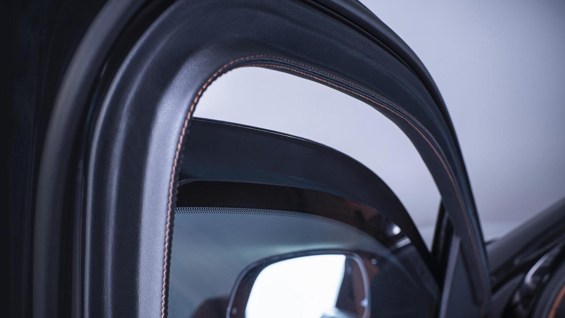 Gepantserde Bentley Bentayga raam kogelwerend