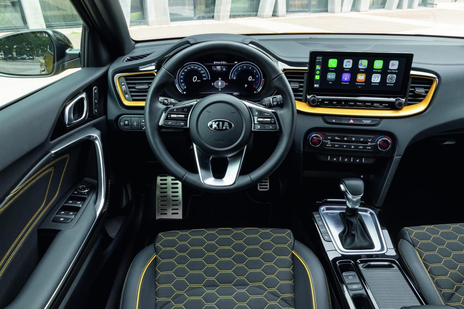 Kia XCeed 1.4 T-GDi ExecutiveLine (2020)