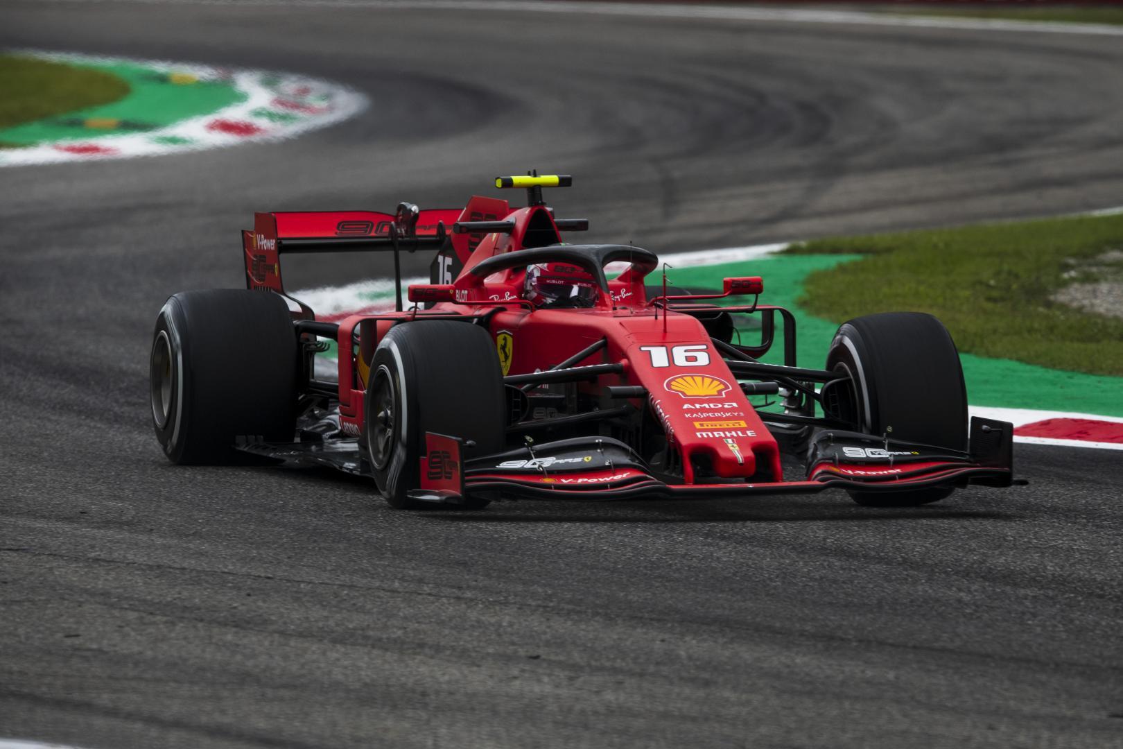Kwalificatie van de GP van Italië 2019