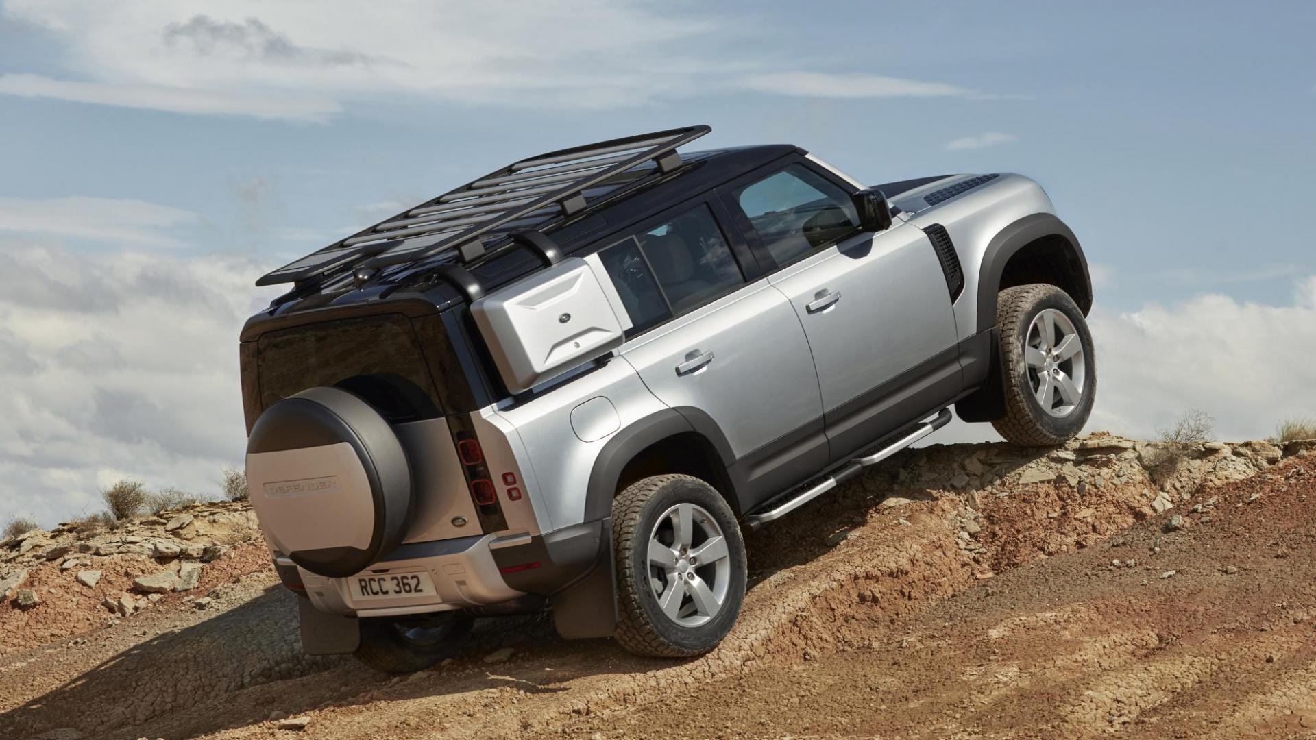 Land Rover Defender 110 2019
