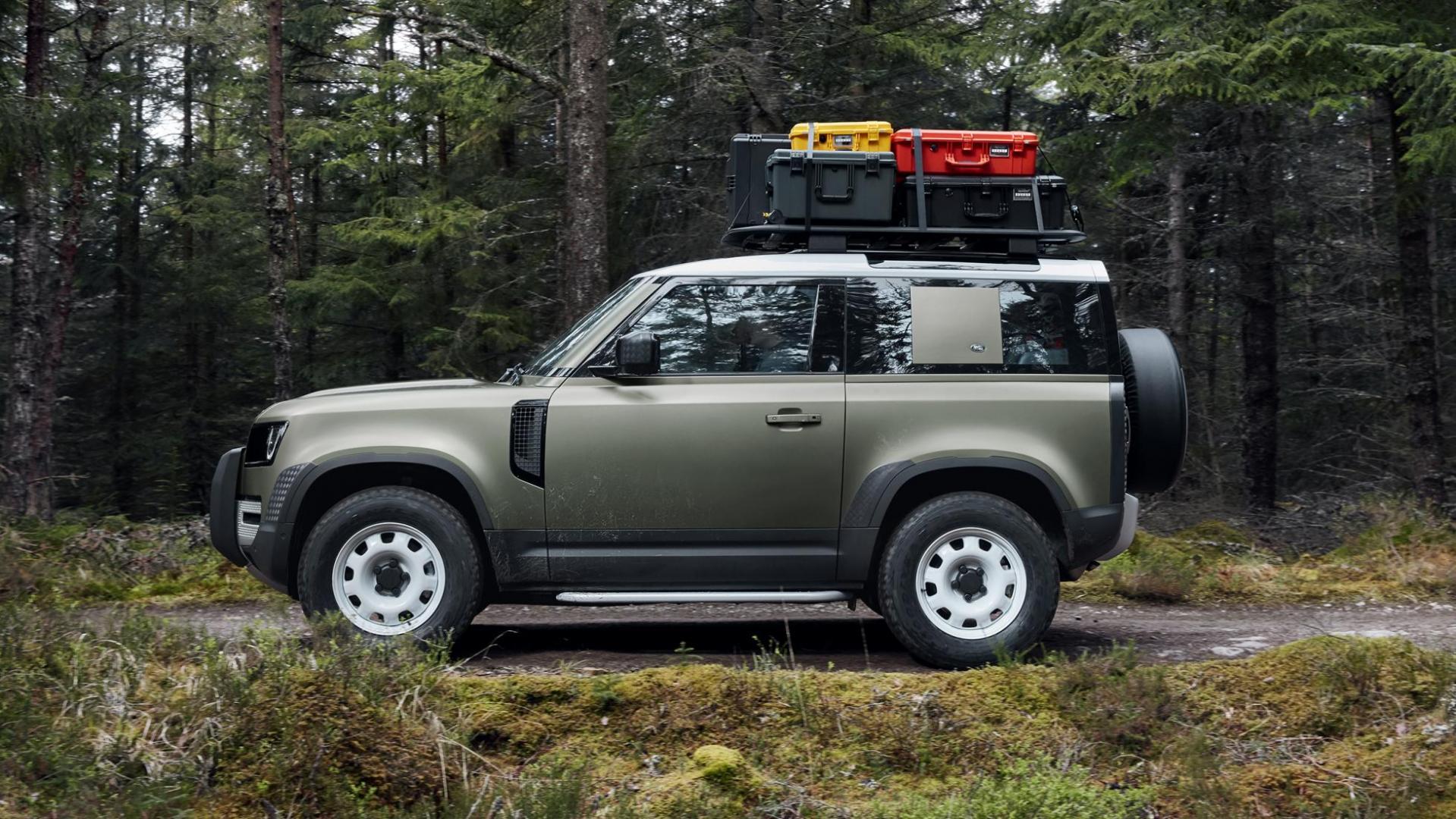 Land Rover Defender 90 2019
