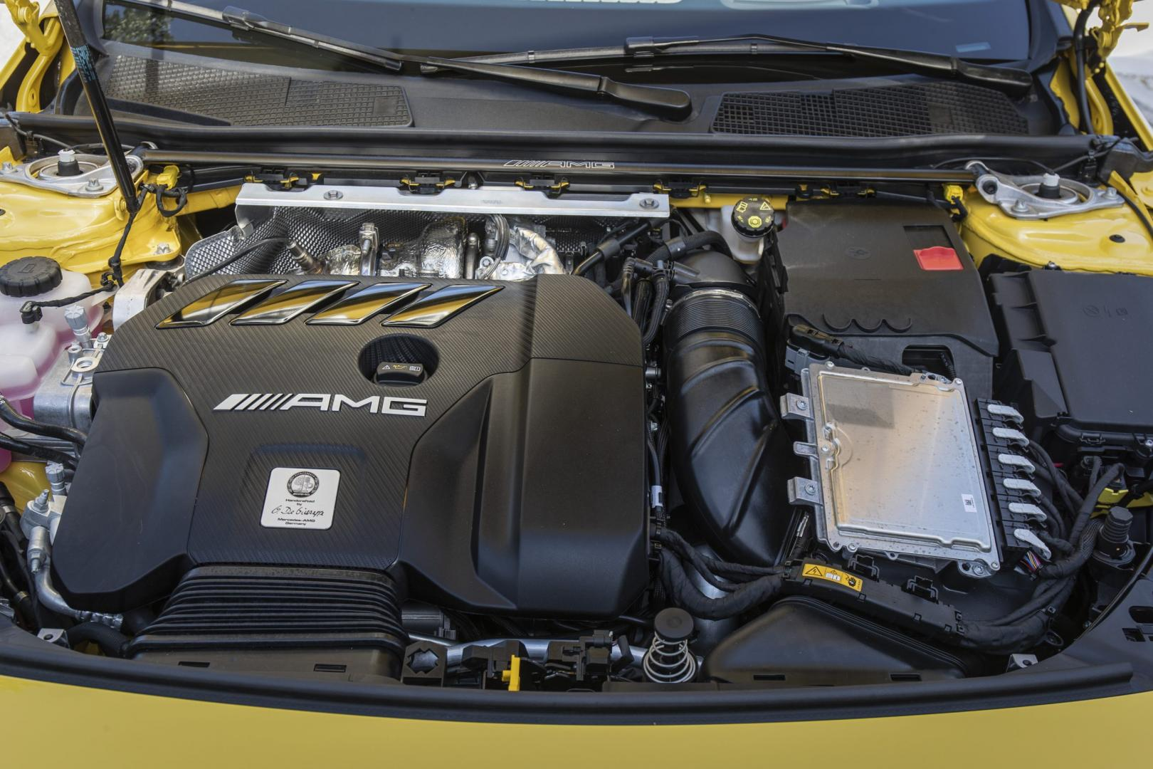 standaard Mercedes-AMG A 45 S