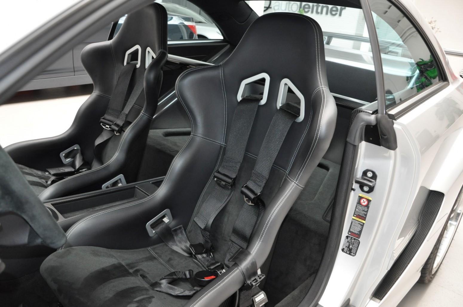 Mercedes CLK DTM kuipstoelen