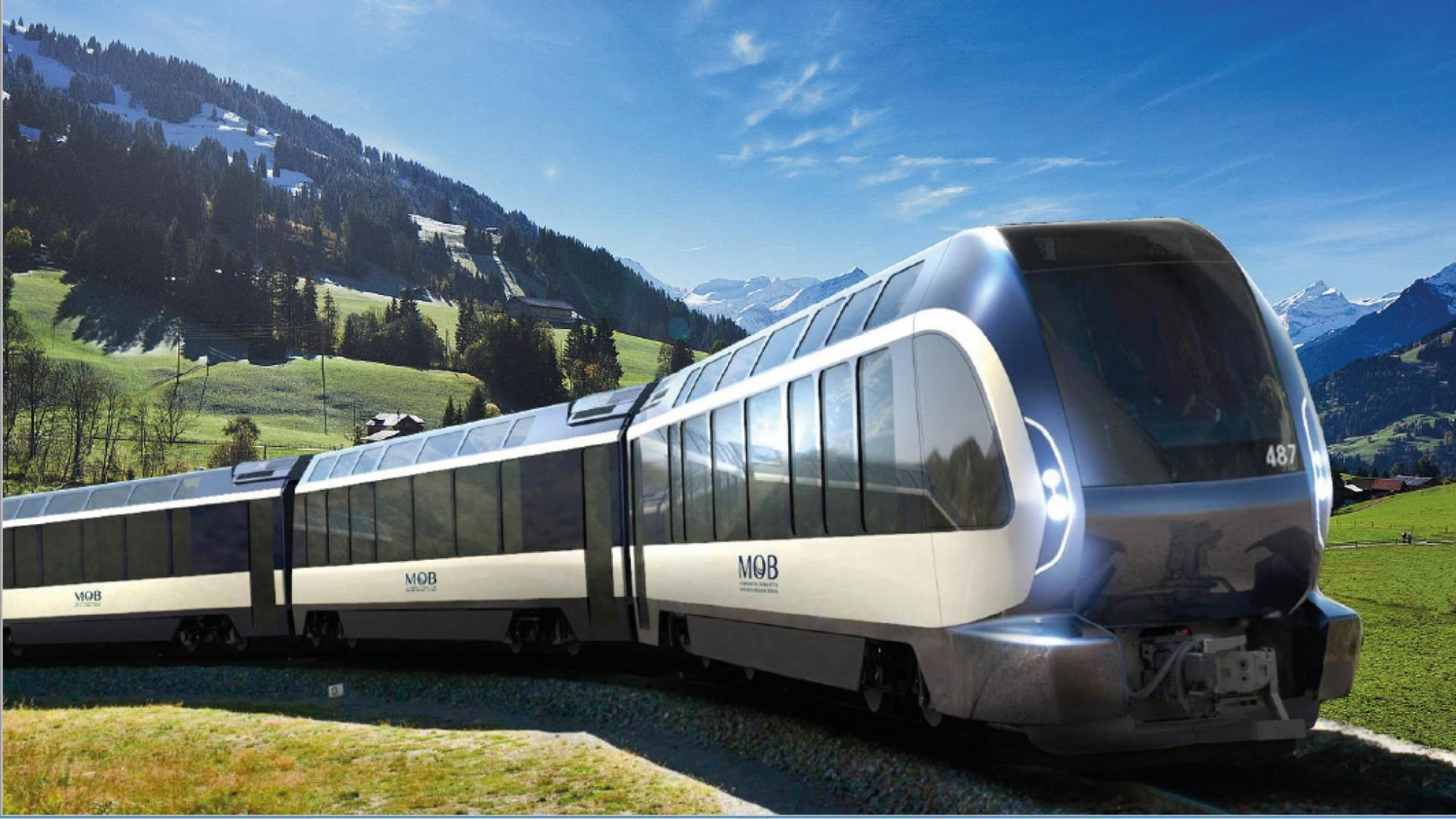 Elektrische trein
