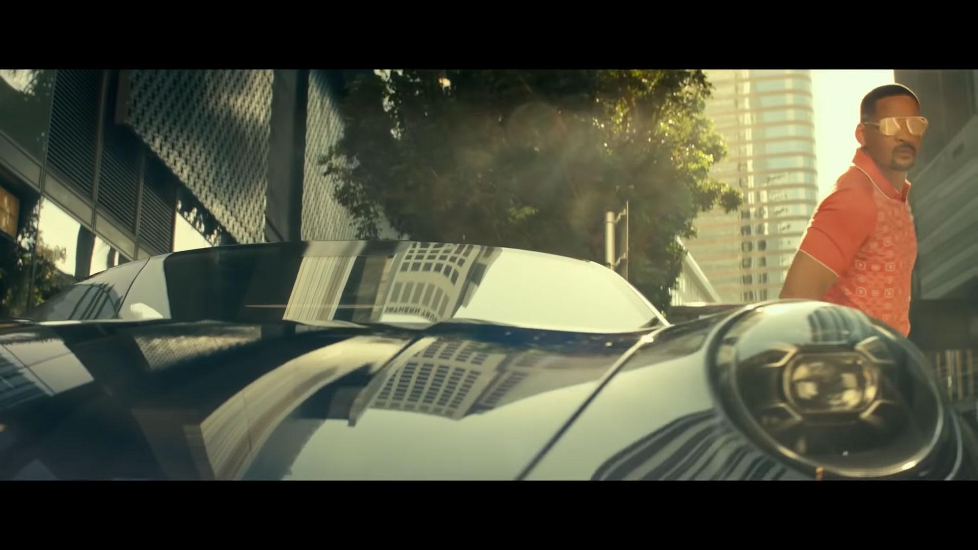 Porsche 911 in Bad Boys for Life met Will Smith and Martin Lawrence
