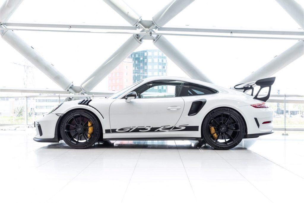 Porsche 911 GT3 RS Clubsport