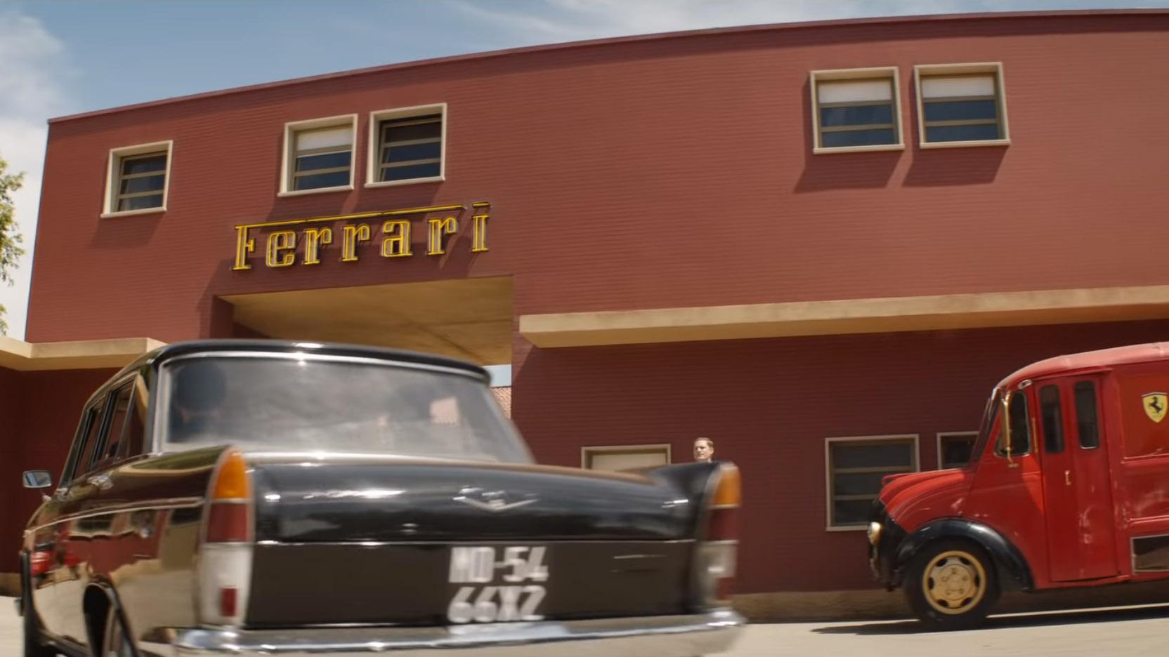 Trailer Ford v Ferrari