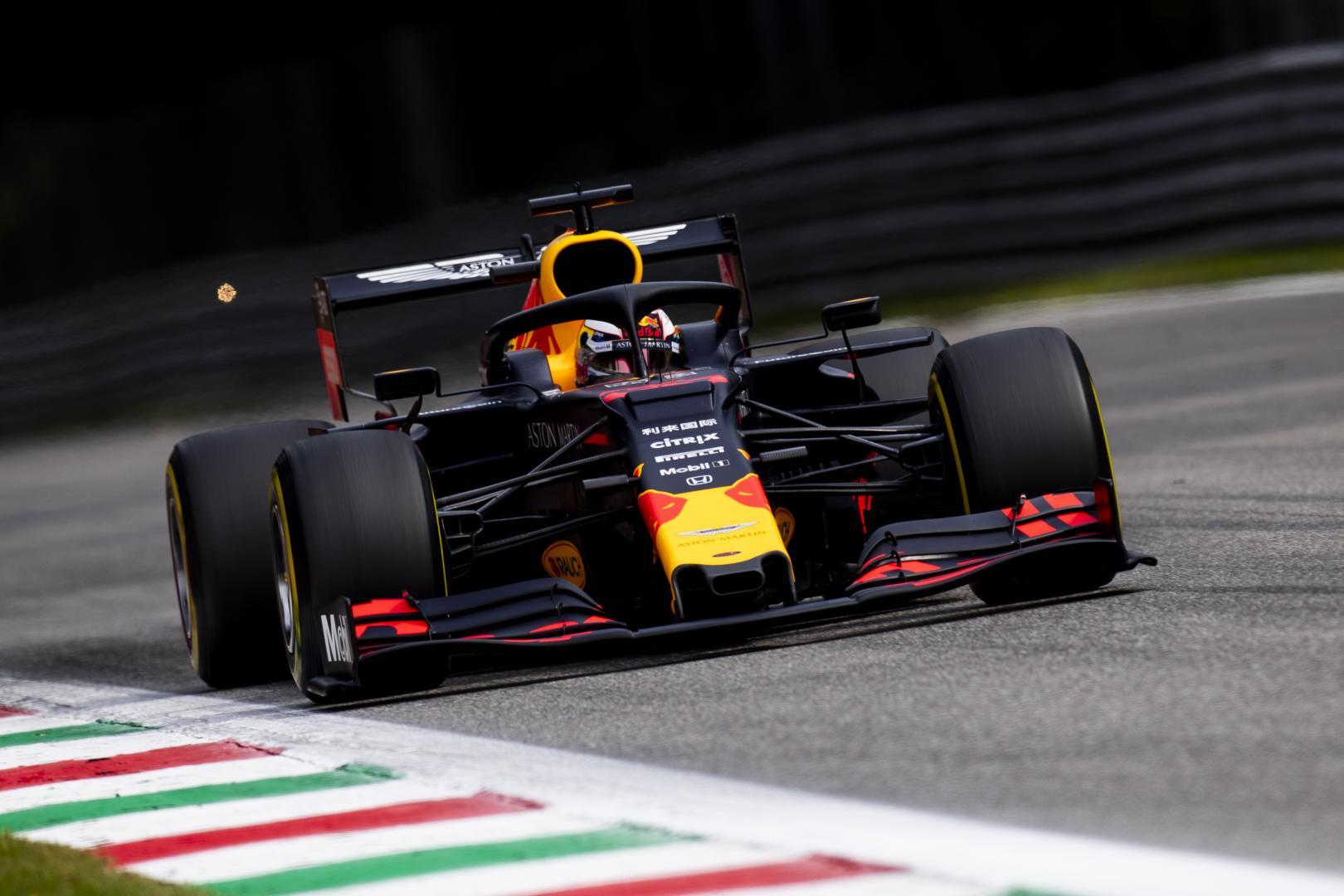 Uitslag van de GP van Italië 2019