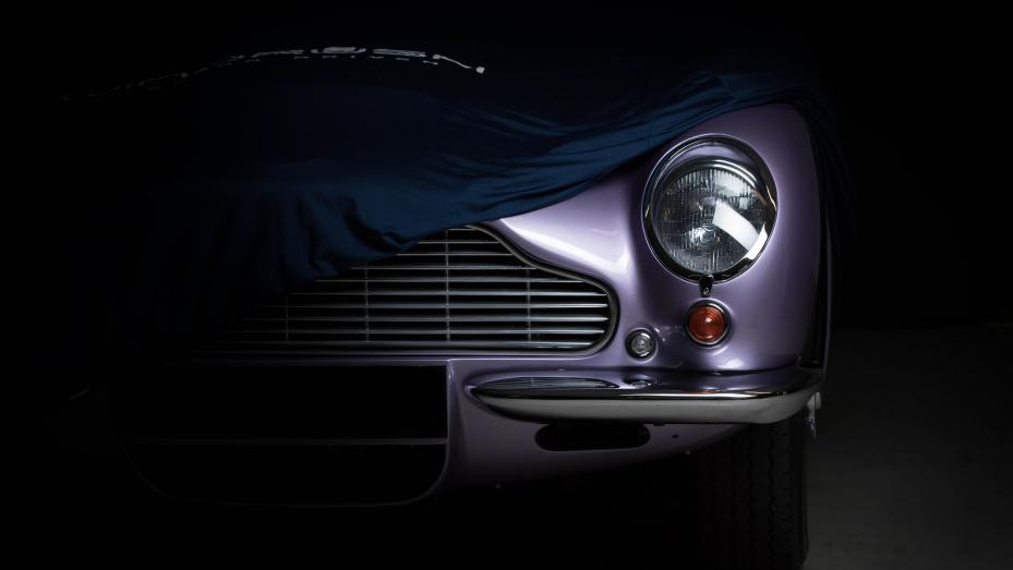Aston Martin DB5 Windrush