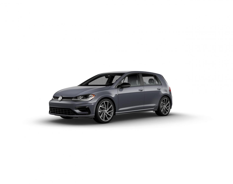 Volkswagen Golf R Slate Grey