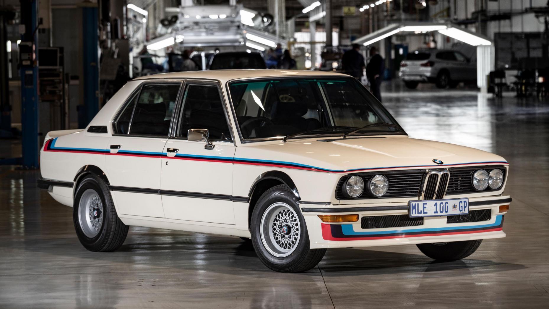 BMW 530 MLE rechtsvoor