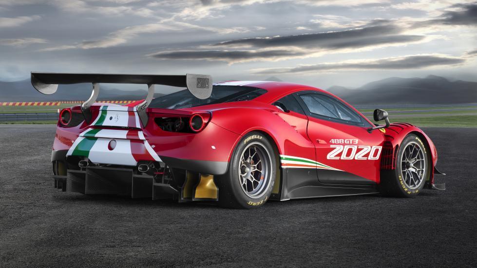 Ferrari 488 EVO rechtsachter