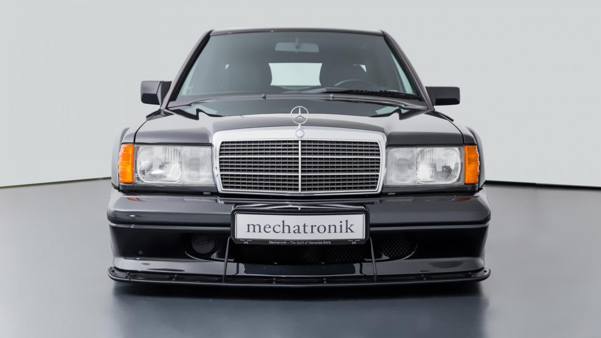 Mercedes 190 E EVO 2 voor