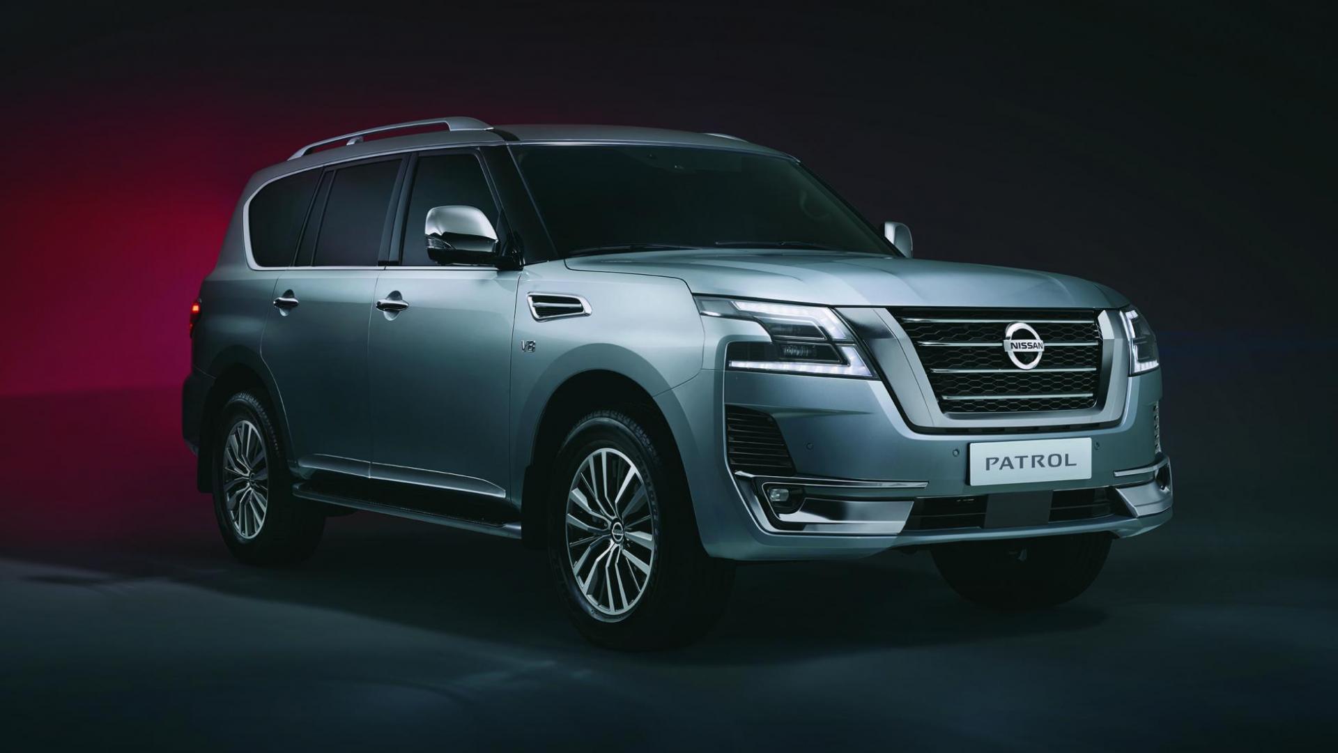 Nieuwe Nissan Patrol