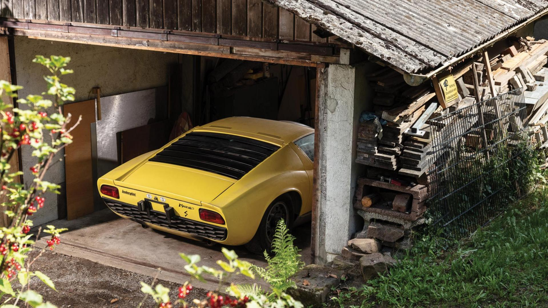 Originele Lamborghini Miura S
