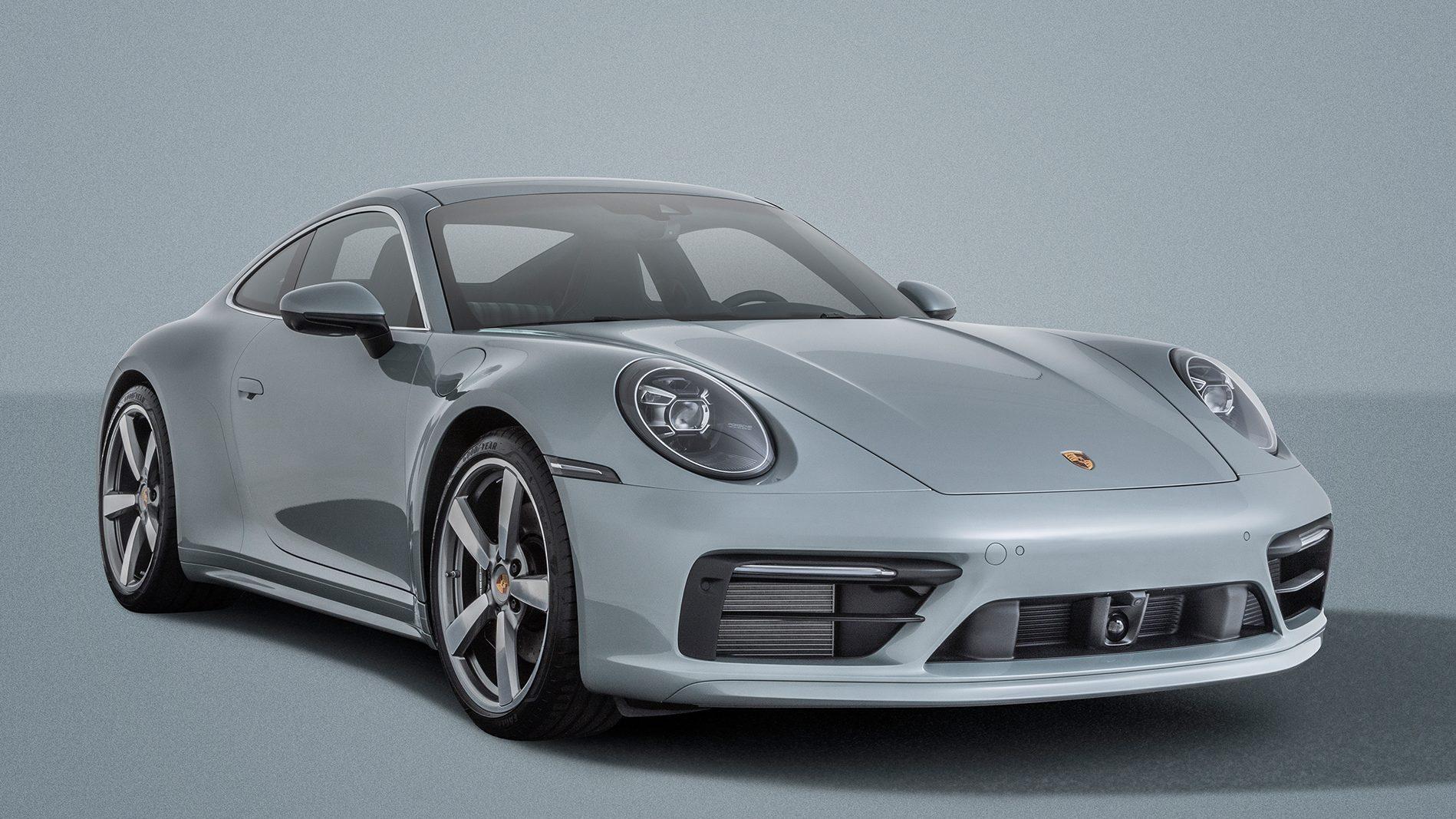 Porsche Carrera 911 4S Ben Pon jr rechtsvoor