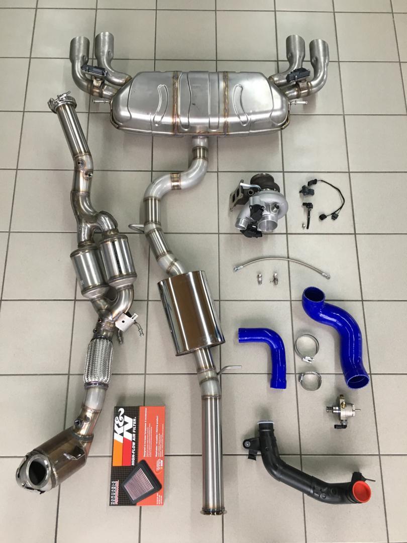 onderdelen voor 2.0 TSI HGP 480 pk