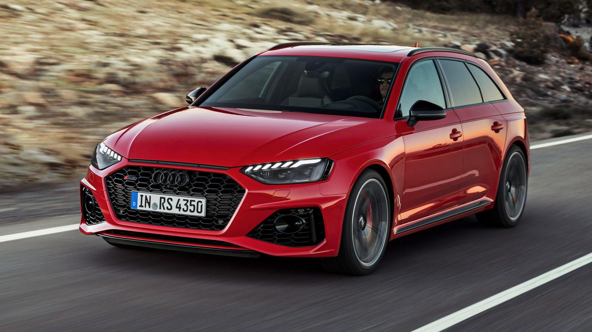 HGP Audi RS 4 facelift 2019