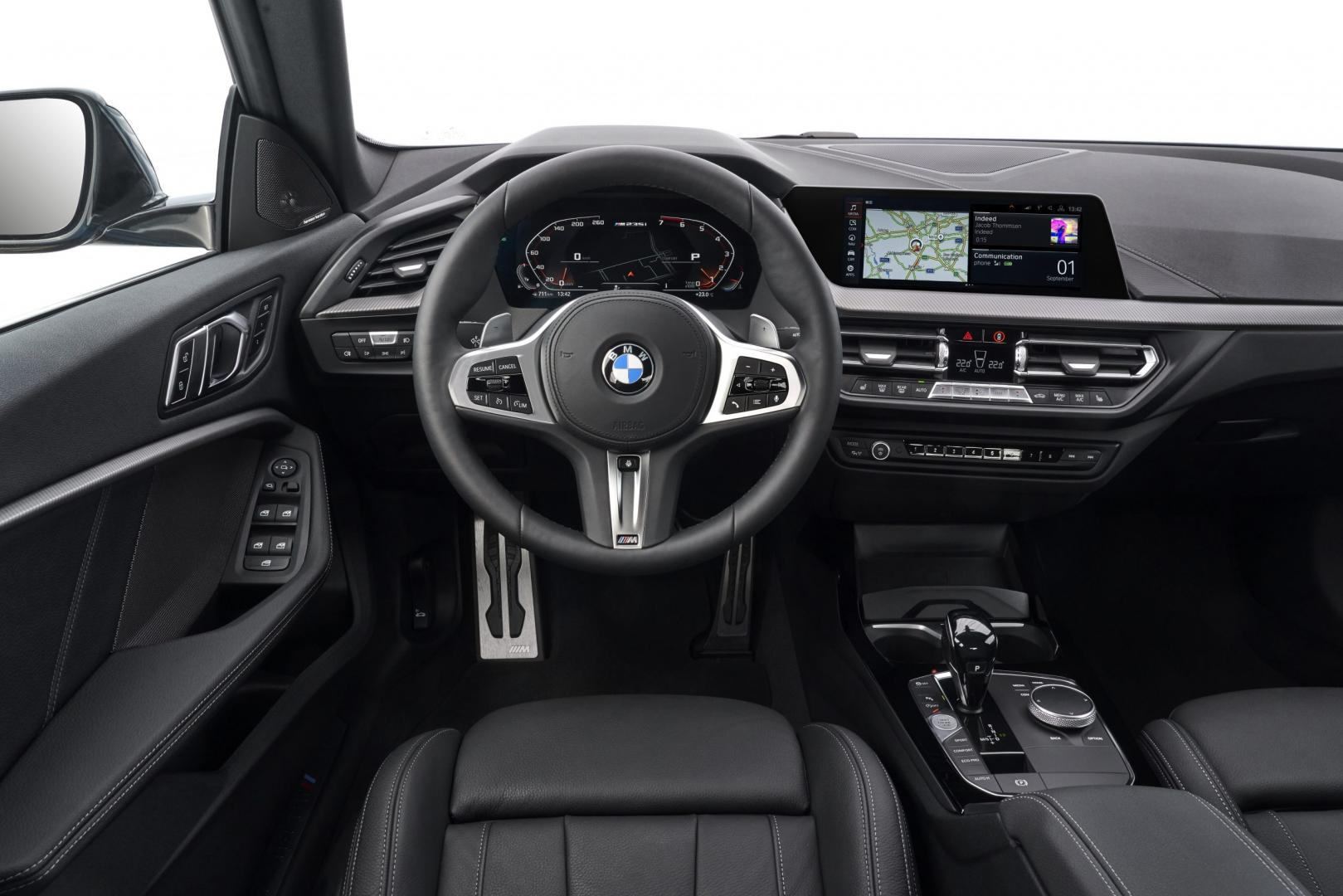 BMW 2-serie Gran Coupe interieur